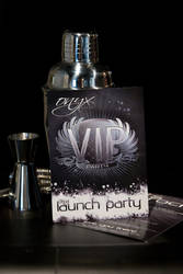 Official Launch Party Flyer