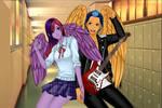 EG Flash y Twilight