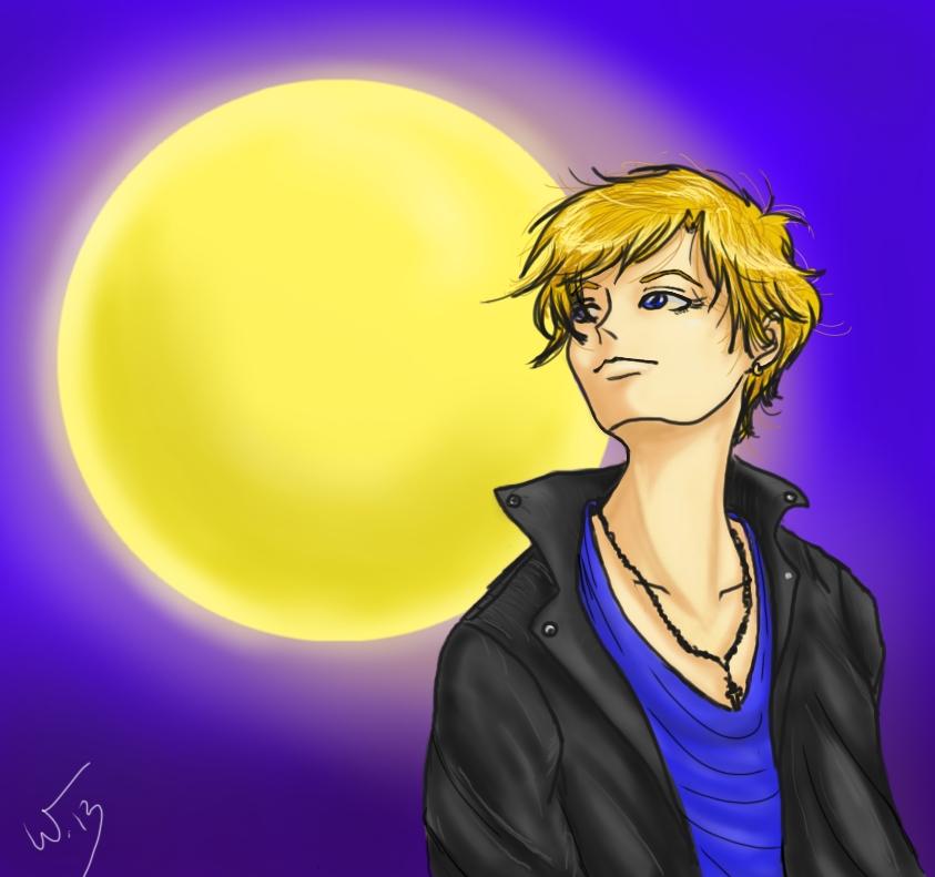 Midnight Moonlight by wampir00