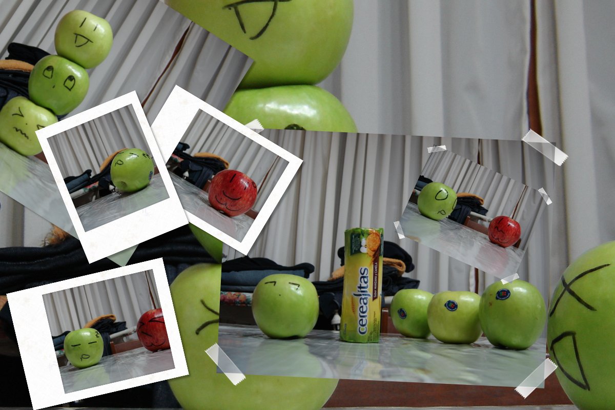 Apple Collection by Infernodot