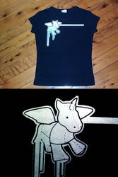 unicorn shirt by rephlux