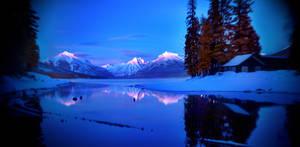 Lake McDonald Cabin