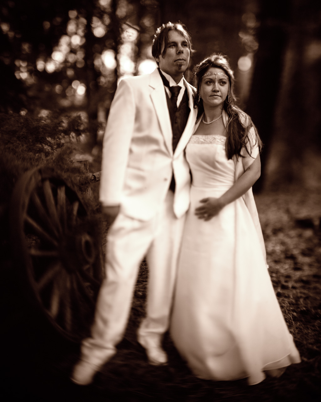 Wedding by NickSpiker