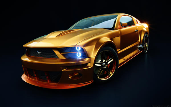 wallpapers mustang. Wallpaper - Mustang Wallpaper