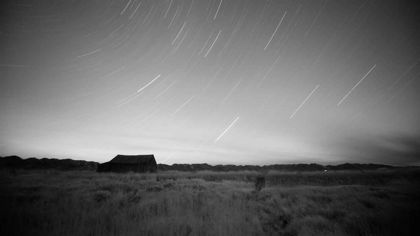 IR stars by NickSpiker