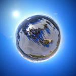 Echo Lake Planet