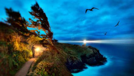 Lightkeeper by NickSpiker