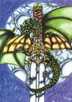 Dragonforged Longsword