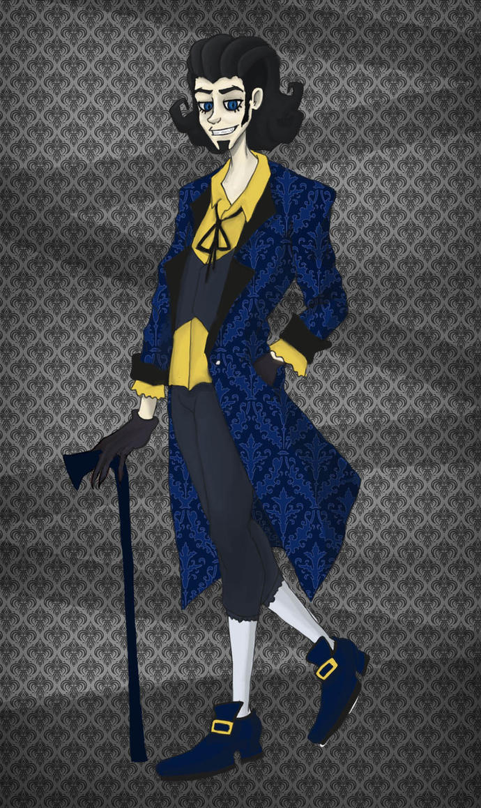 Baron Re Design by LordMapleDominator