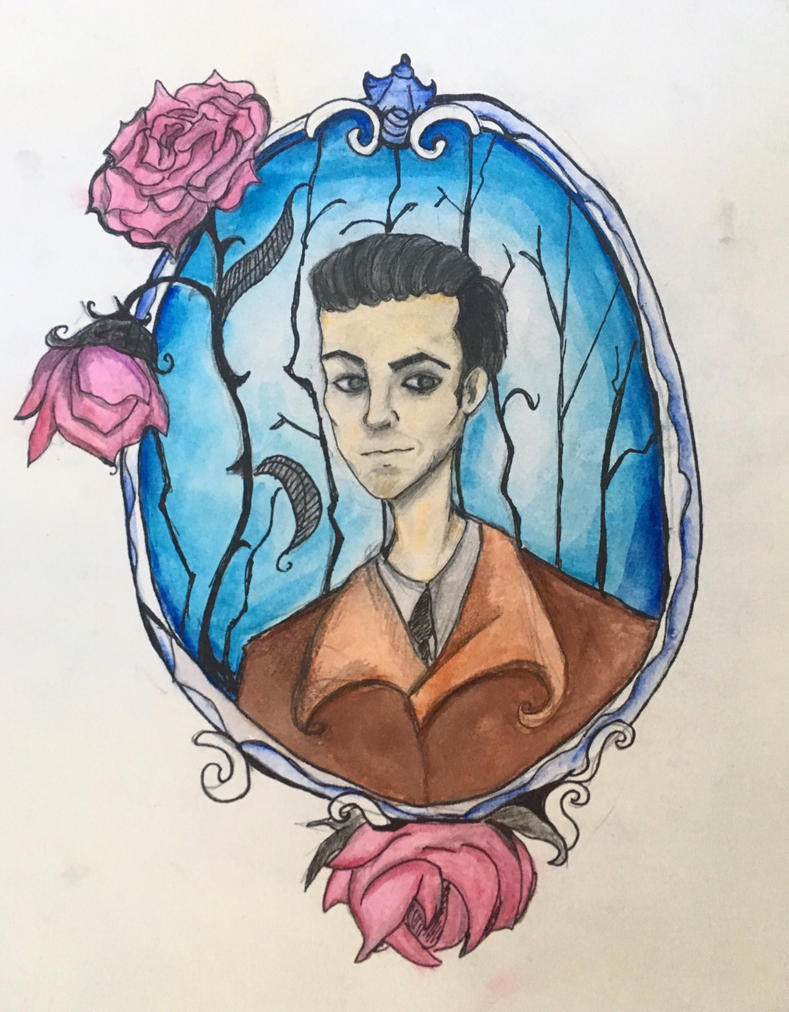 Moriarty  by LordMapleDominator