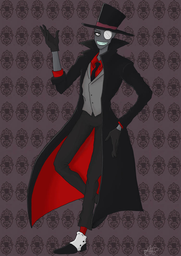 Black Hat by LordMapleDominator