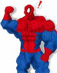 Colored Max-Spiderman