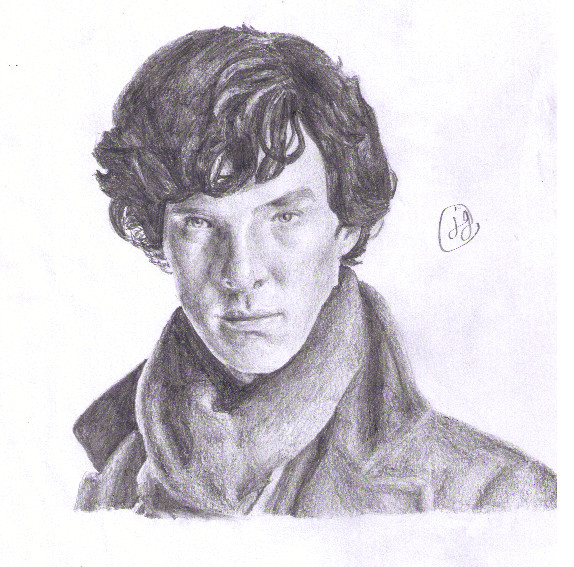 Sherlock by Art-For-Our-Hearts