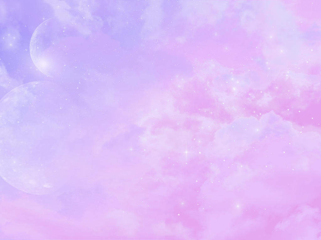 Pink and purple clouds background