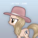 Lady Gaga Pony: Joanne