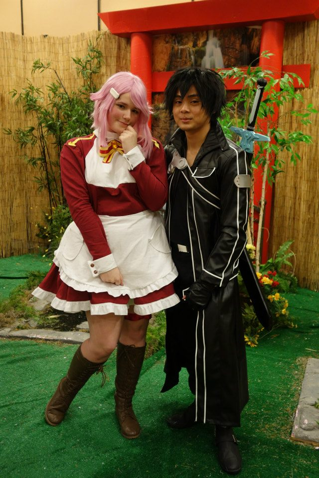 Lisbeth and kirito 2 by shotalicious on deviantart