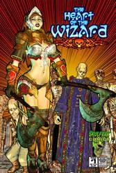Wizard Heart study by skulfrak