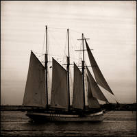 ship shape by JDacey
