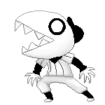 Pixel Bad Batter by Moshiro