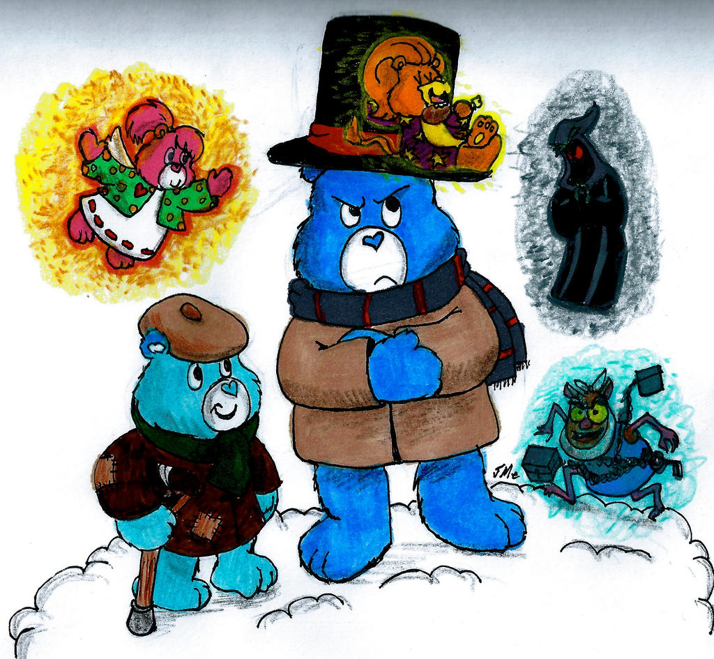 A Care Bear's Christmas Carol By KimmitheHealer On DeviantArt