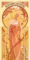 Aphrodite by lolila