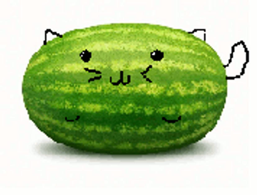 Watermelon gif