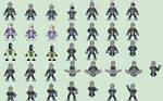 DMN-000 Bender Man by Mirby