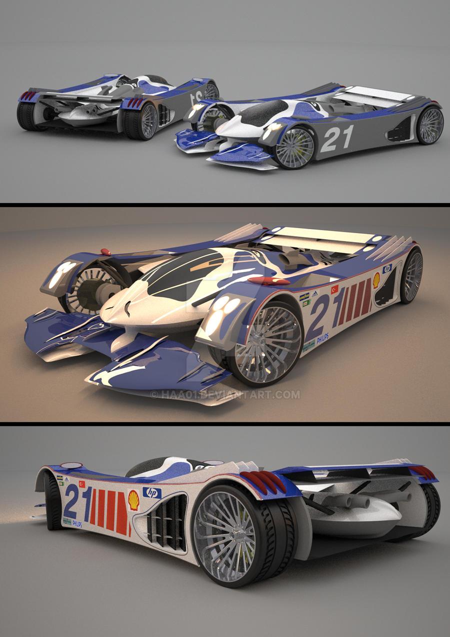 Future Race Car By On Deviantart