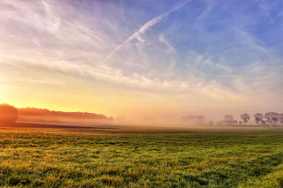 Morning Mood II by Khaosprinz