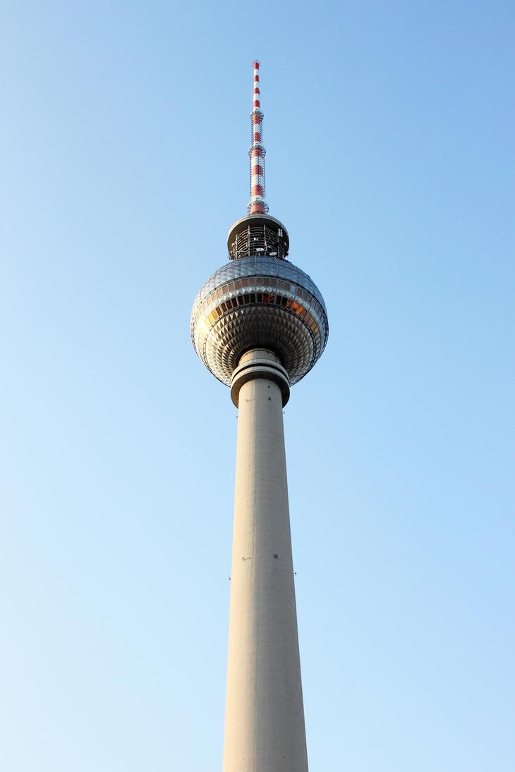 Berliner Fernsehturm by Khaosprinz