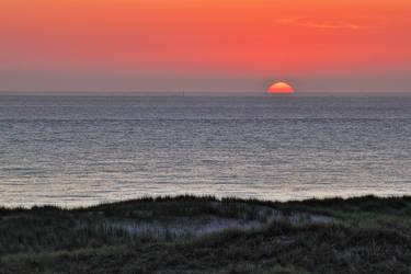 Sunset Netherlands II by Khaosprinz