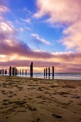 On the (Netherland) Beach by Khaosprinz