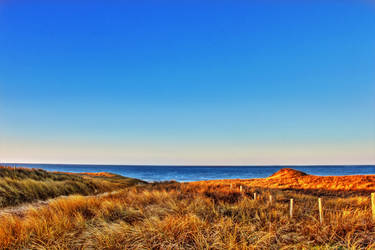 Julianadorp Beach by Khaosprinz