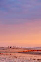 Watching the Sunset by Khaosprinz