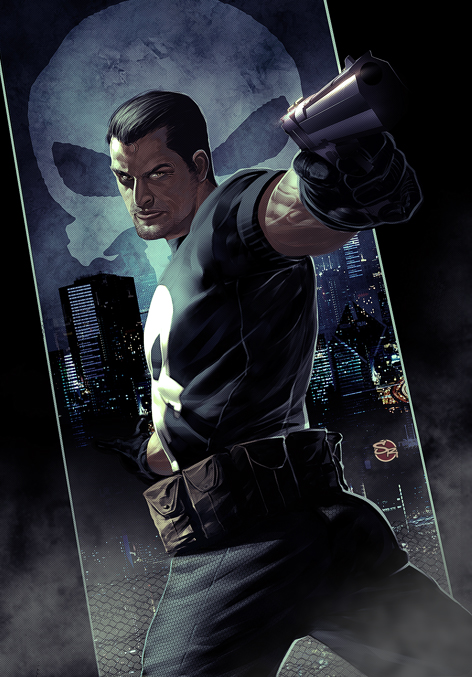 Punisher 2009 by Rennee
