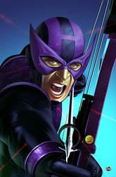 Hawkeye by Rennee
