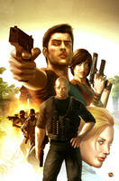 Uncharted by Rennee