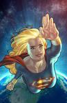 supergirl the return