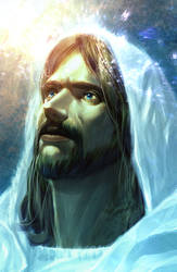 Jesus by Rennee
