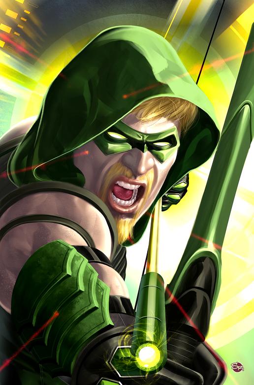 The new Green Arrow