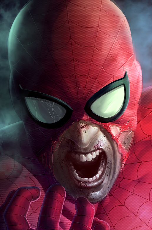 SpiderMan extreme makeover