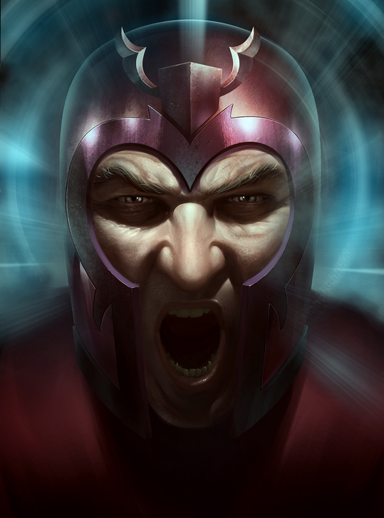 Magneto by Rennee