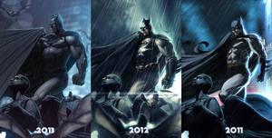 batman update