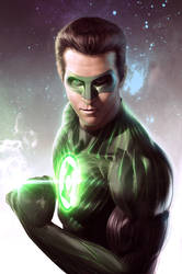 In brightest day, in blackest night by Rennee