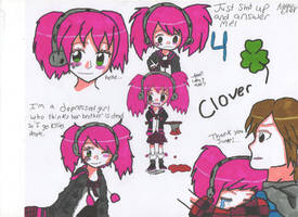 Clover by ash2525