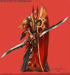 Warcraft - Blood Elf Spellbreaker