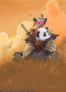 Warcraft - The First Pandaren