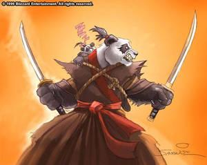 Warcraft - Pandaren Shodo Pan