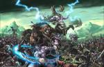 Warcraft - Sentinels vs