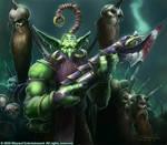 Warcraft - Dwarven Destroyer